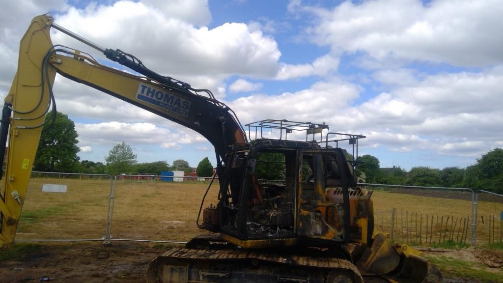 Mechanical digger 2