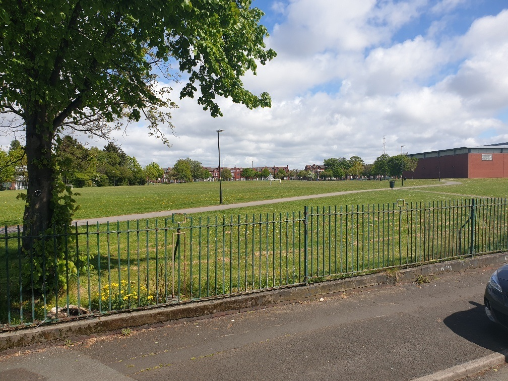 North Park Bootle