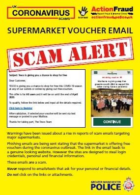 Supermarket_ scam_ poster