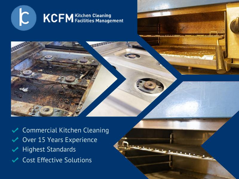KCFM - Kitchen Cleaning Liverpool